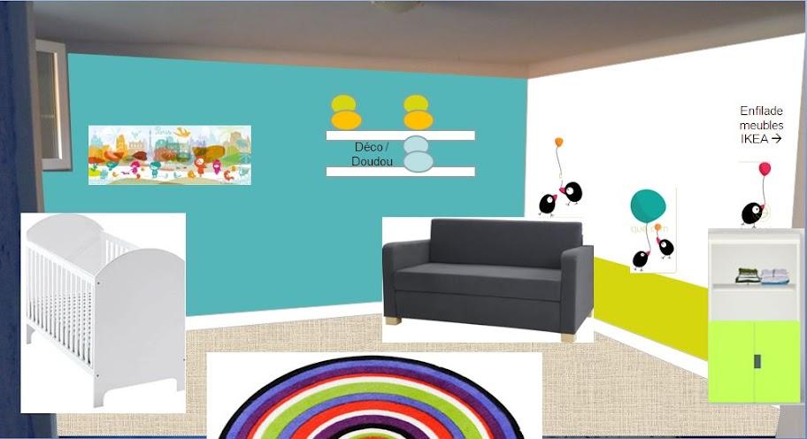 Chez axl80 une 2eme chambre de petit mec page 26 - Simulation chambre ikea ...