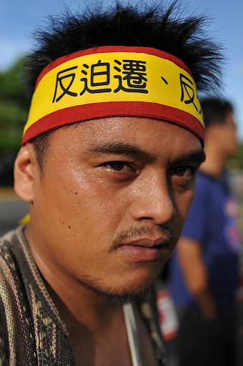 圖說:原住民與土地的關係緊密,是文化實踐的場域。攝影:陳錦桐