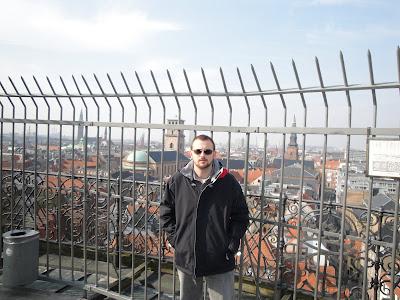 Vista desde la Torre Redonda