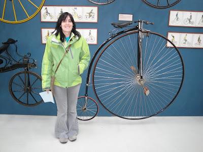 Bicicletas de todas las formas, tamaños y colores
