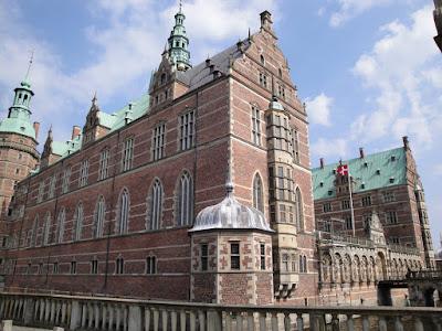 Frederiksborg slot por fuera