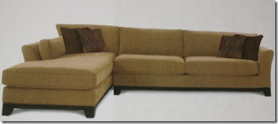 Sinclair Sectional