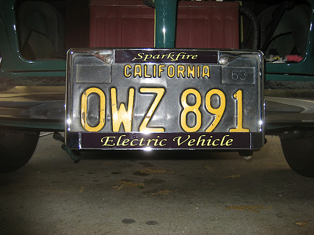Front Plate