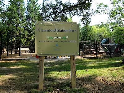 Clarenford Station Park