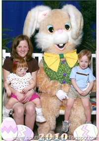 Easter bunny picture 2010