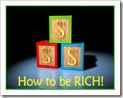 rahasia cara cepat kaya