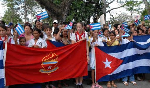 En Camagüey, fiesta infantil por los trabajadores cubanos