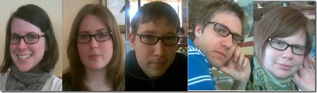gissa vem som har glasögon egentligen