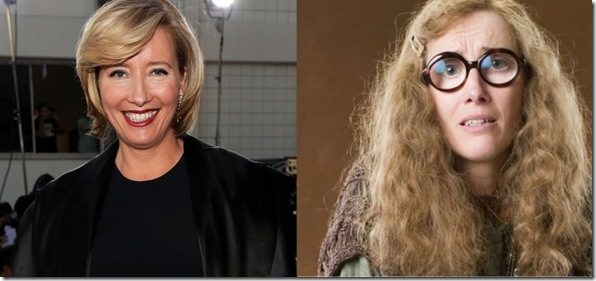 emmathompson and sibyl trelawney