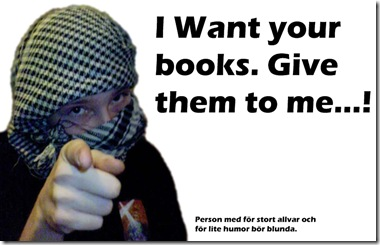 give me ur books