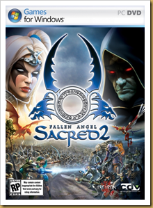 Sacred 2 Fallen Angel - RELOADED - Special 3 Disc Set