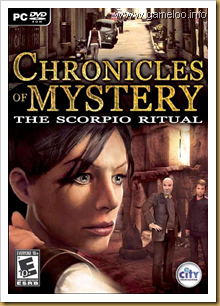 Chronicles Of Mystery: The Scorpio Ritual - PROCYON