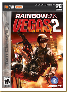 Tom Clancy's Rainbow Six Vegas2 Full-Rip Skullptura