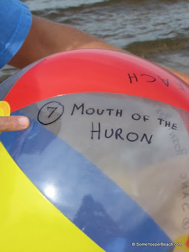 Mouth of the Huron