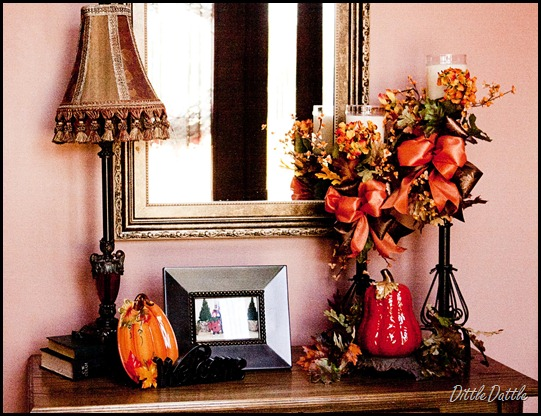 Fall Entrance Table