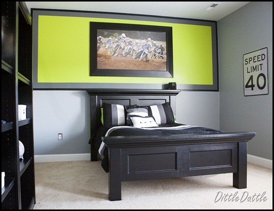 Boys Room Paint Color Ideas
