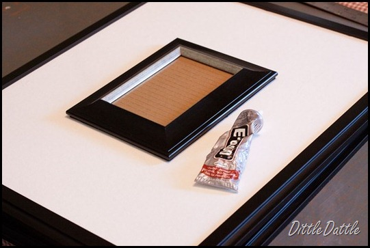 DIY-Double-Frame--mounting-small-frame