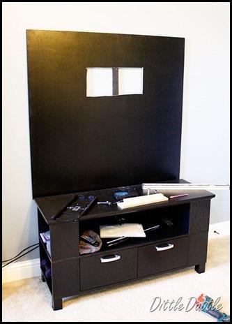Entretenimento-flat-screen-tv-escondendo-cabos