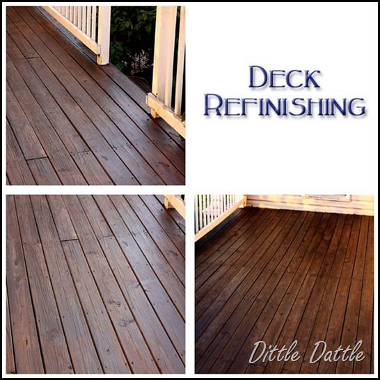 Sherwin Williams Deckscape Chestnut