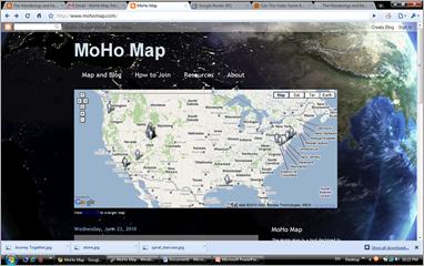 MoHoMap