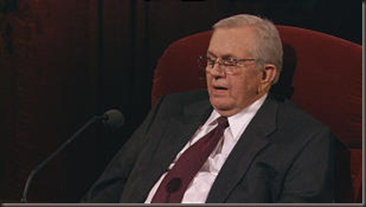 Boyd K Packer Sitting Conference