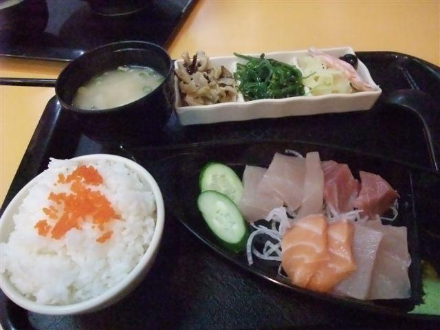 台北日式生魚片蓋飯