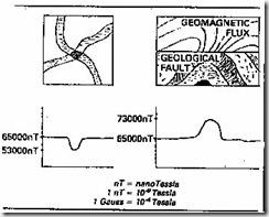 EM disturbance over faults