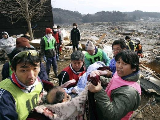 JAPAO 0311-YOMIURI SHIMBUN-AFP