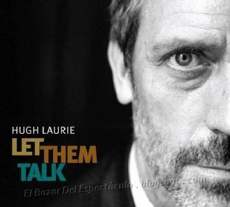 Temas del disco de Hugh Laurie, más algunos inéditos
