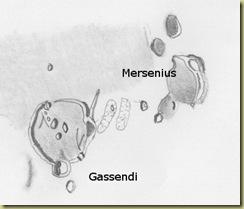 Gassendi Drawing 1