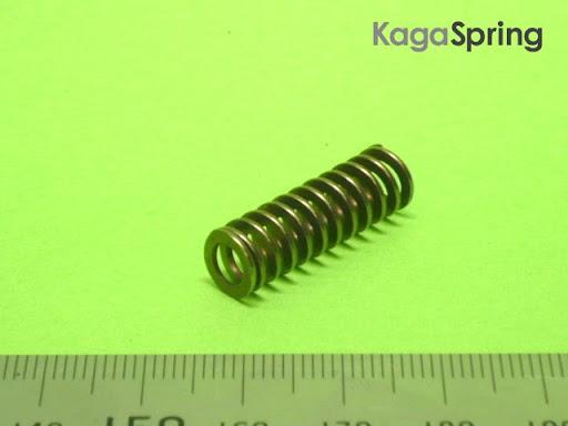 プラスチック金型用耐熱バネ(限界温度:300度)