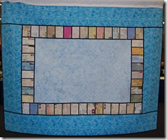 back of postcard quilt