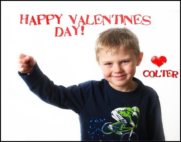 Colter Valentines