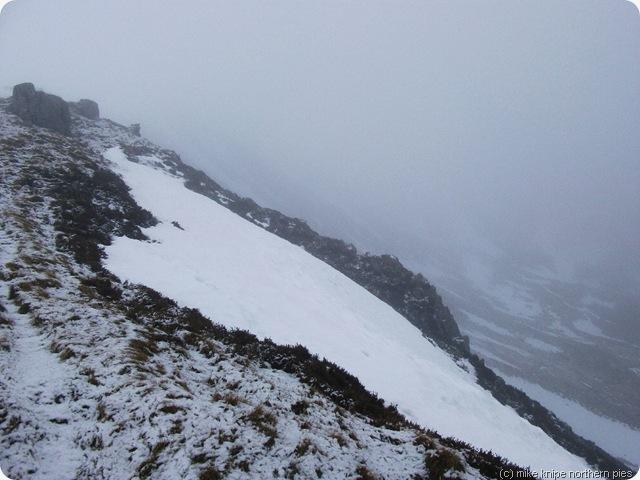 edge of bizzle crags