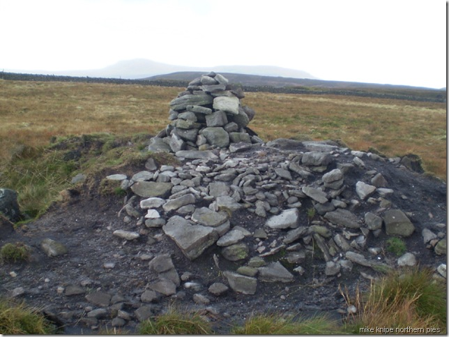 birks fell summit cairn