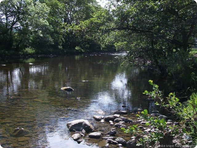 river wear near stanhope