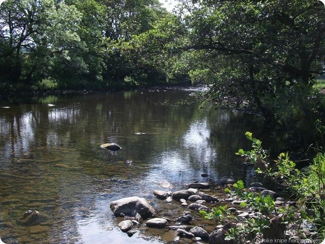 river wear near stanhope