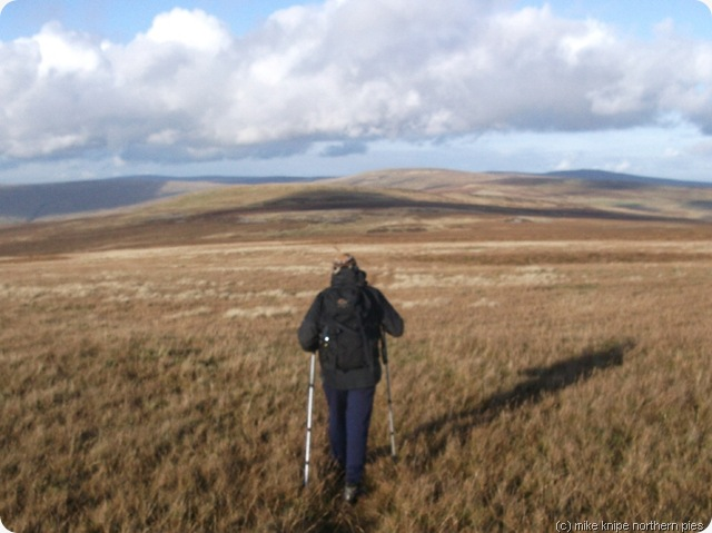along the ridge to fiends fell