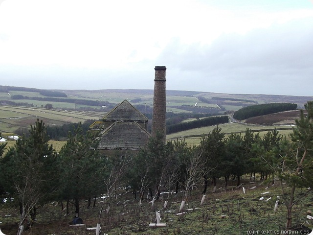 derwent mine engine house