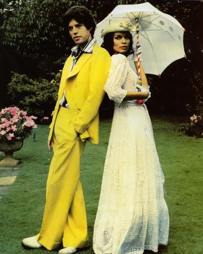 Mick Jagger, 1974
