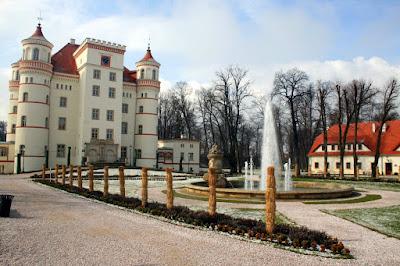 Замок Воянов
