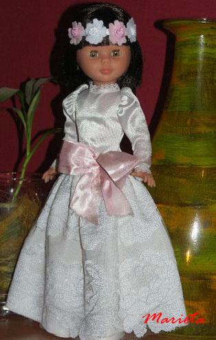 la muñeca nancy: dos rarezas morenas