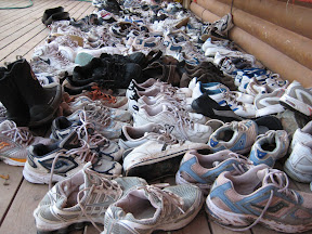 Sea of Shoes