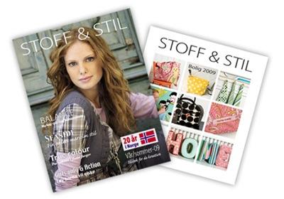 stoff og stil kataloger
