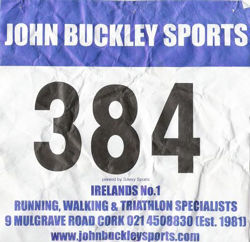 bib number 384