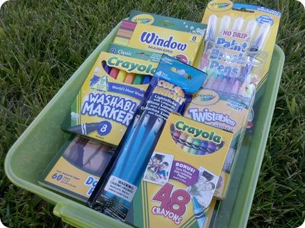 create a crayola kids art box (2)