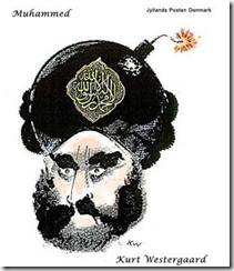 wajah muhammad menurut musuh islam