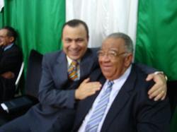 Pr. Gerson e Pr. João Rodrigues
