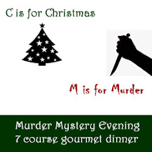 C is for Christmas... M is for Murder