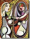 Mãe profissional Picasso